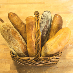 FILONCINO HERO BREADS